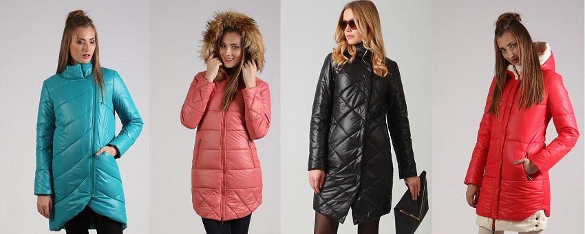 ТwinТiр-47. Стильные модели осенней и зимней коллекций верхней женской одежды белорусского производителя.