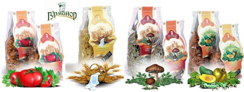 Новая закупка! Гурмайор - вкусовая паста из твердых сортов пшеницы с натуральными добавками по авторским рецептам.