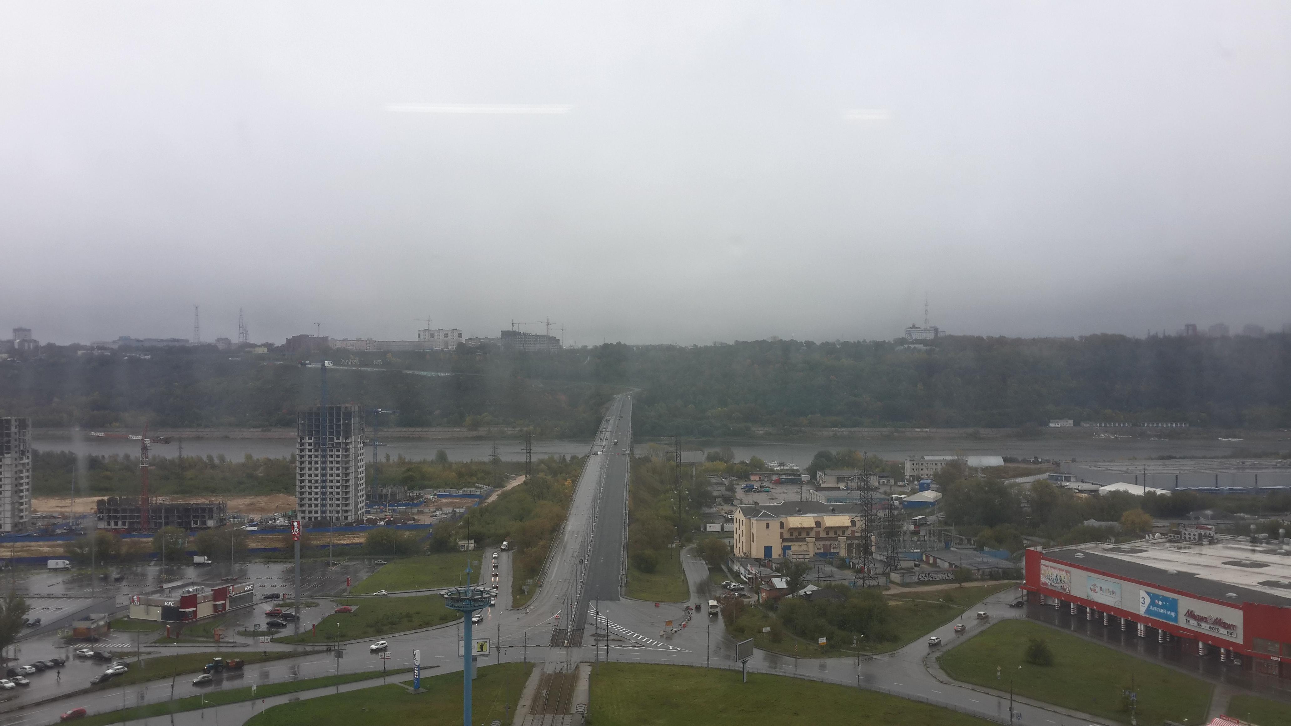 Ремонт Молитовского моста (22.09.2016)