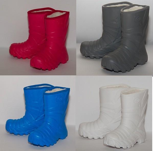 Сбор заказов. Модная обувь для мокрой и холодной погоды - Каури - большой выбор ПВХ и ЭВА для всей семьи-9