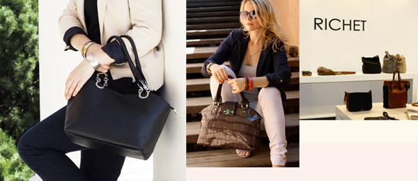 Сбор заказов.Огромный выбор красивых сумок от ТМ Рише - женские, мужские, из искусственных материалов, натуральной