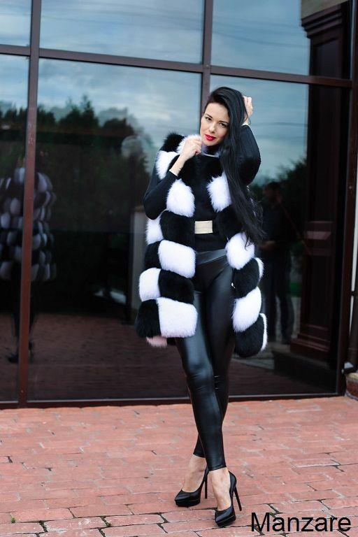 Сбор заказов. Модные жилеты из песца, ламы чернобурки. Цены от 6500 рублей.