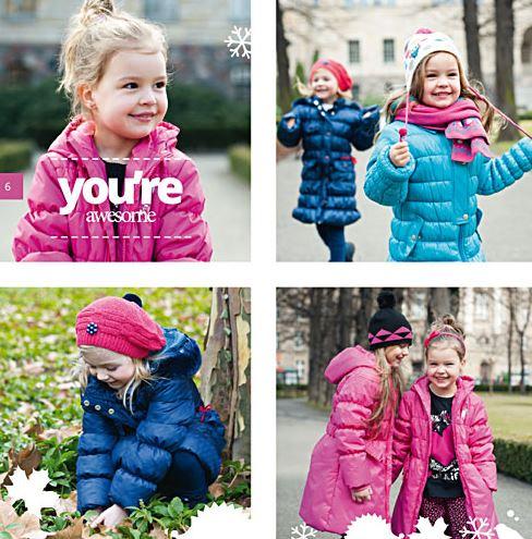 Верхняя одежда Cocodrillo на модников и модниц от 56 до 158 см. Распродажа коллекции зима 2015/16