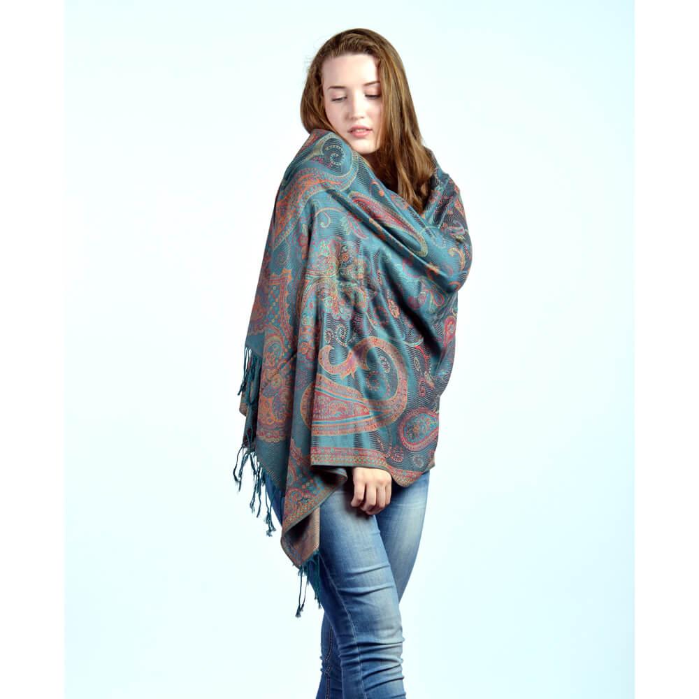 Палантины из кашемира и пашмины, платки, шарфы отличного турецкого качества. Тепло, изыскано, красиво! Ругиста-4.