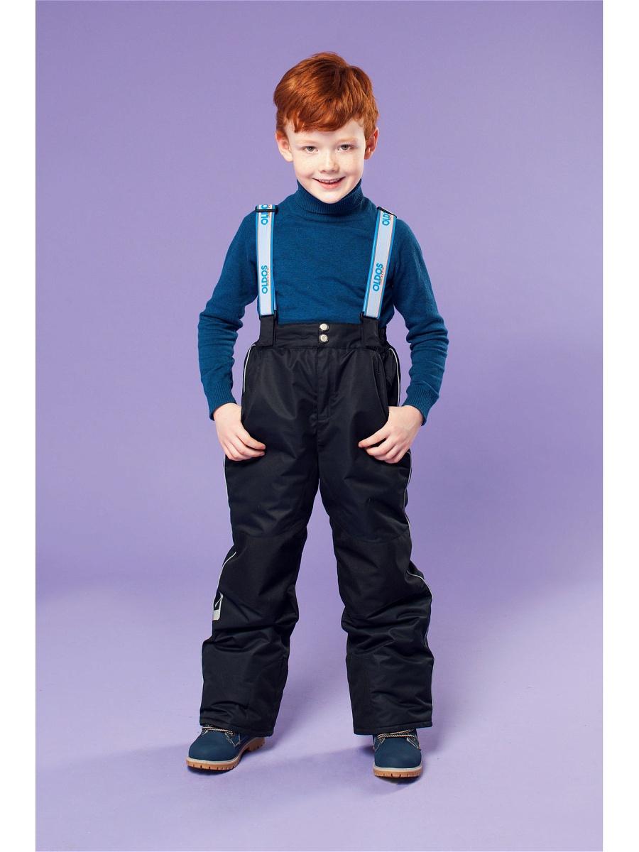 Легкие, удобные, практичные осенние брюки на мальчика 86р. Новые, мембрана!