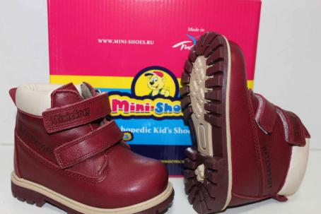 Ортопедическая обувь MiniShoes. С заботой о маленьких ножках