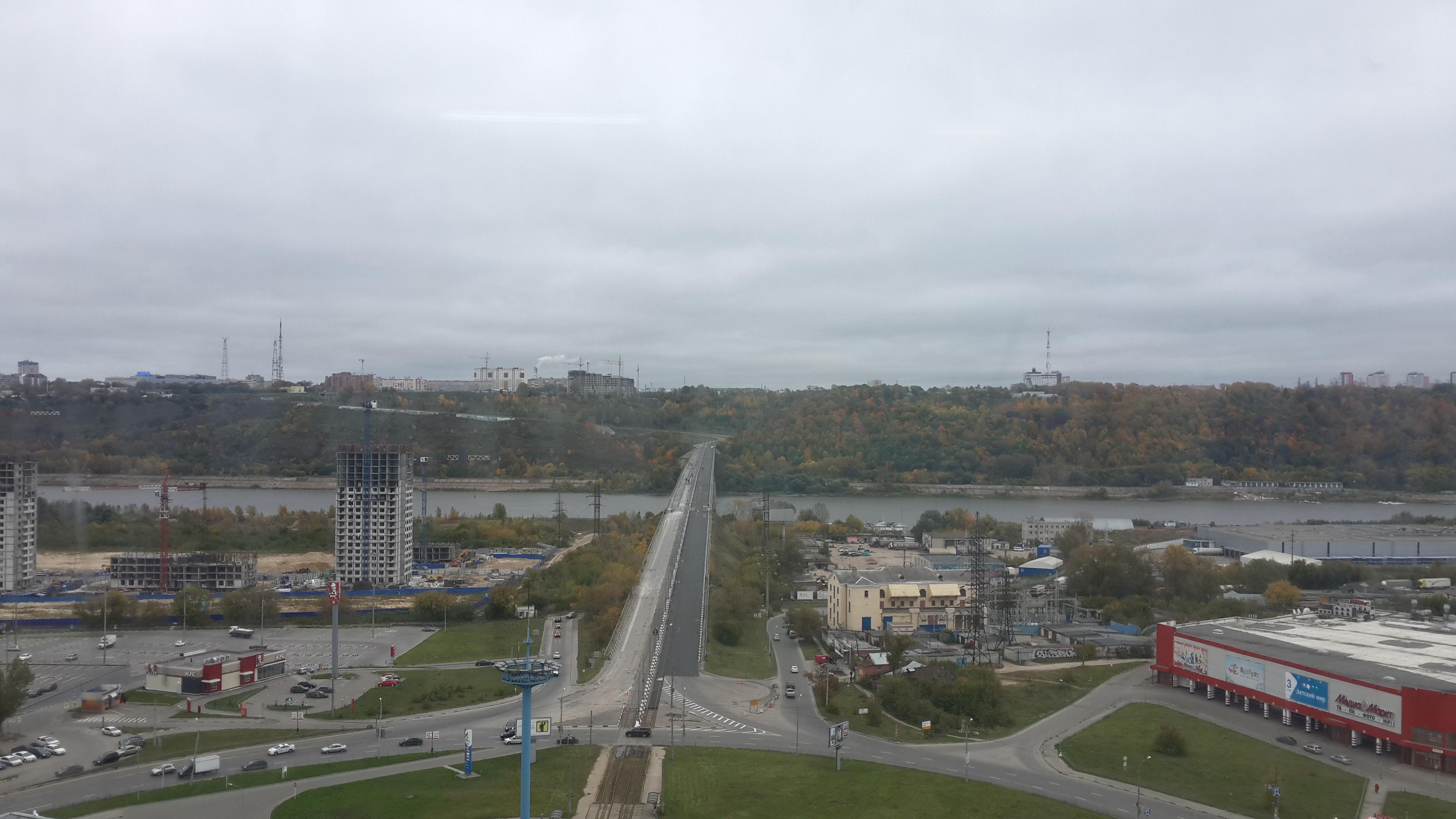 Ремонт Молитовского моста (27.09.2016)