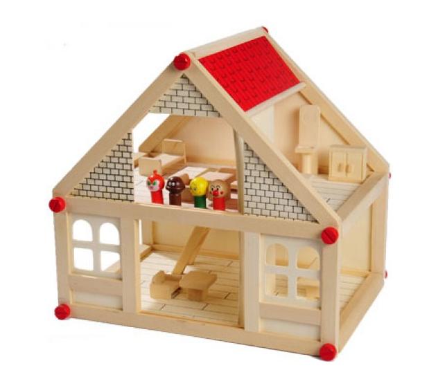 По очень привлекательным ценам развивающие игрушки из дерева Солнышко-4
