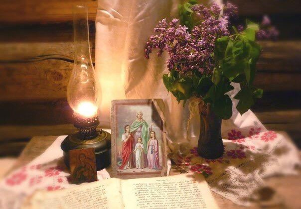 Всех именинниц с Праздником Веры,Надежды,Любови и матери их Софии.