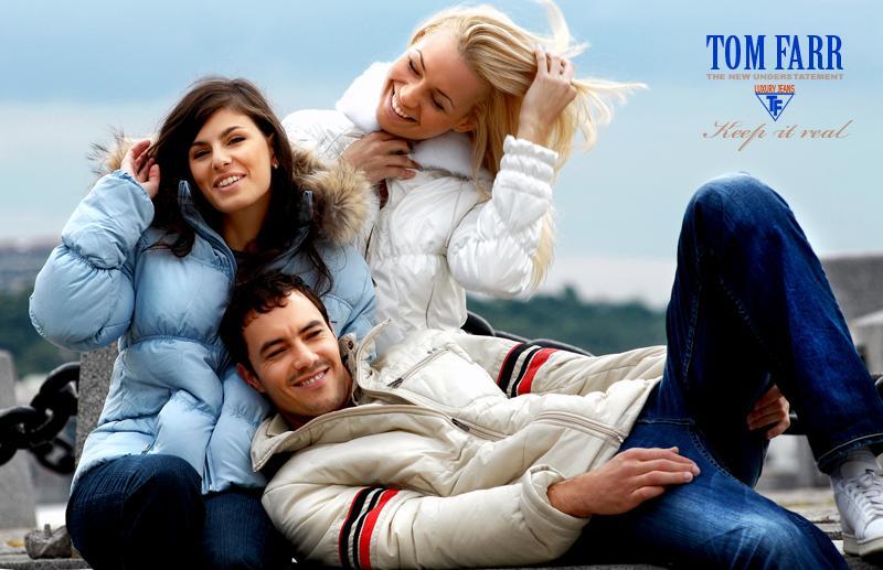 Распродажа - спецпредложение!!! Коллекции кэжуал и верхней одежды TomFarr и Conver - 56. Неизменное сочетание стиля и