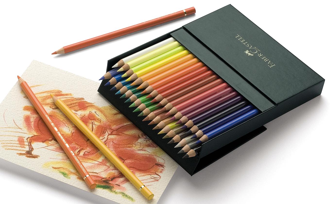 Сбор заказов. Faber-Castell - знаменитая немецкая компания по производству качественных, удобных, красивых канцелярских и художественных товаров. Очередной выкуп!