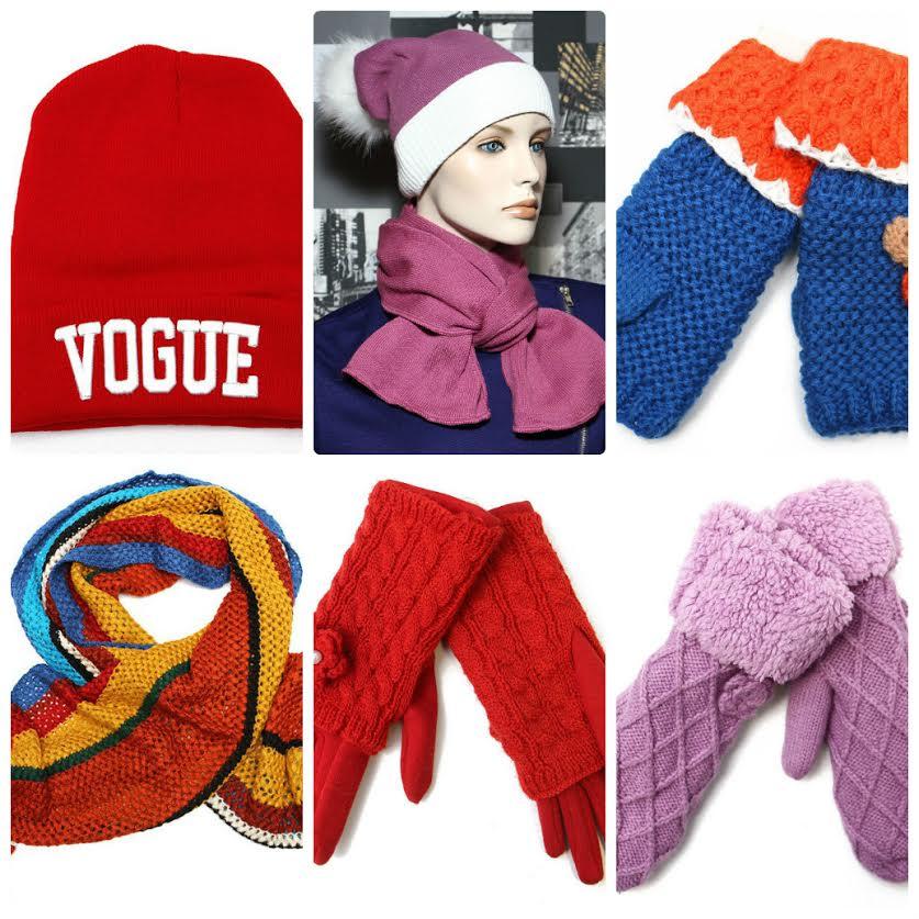 Утепляемся! Шапки, шарфы, варежки, перчатки. Эконом. Экспресс до 31 октября!