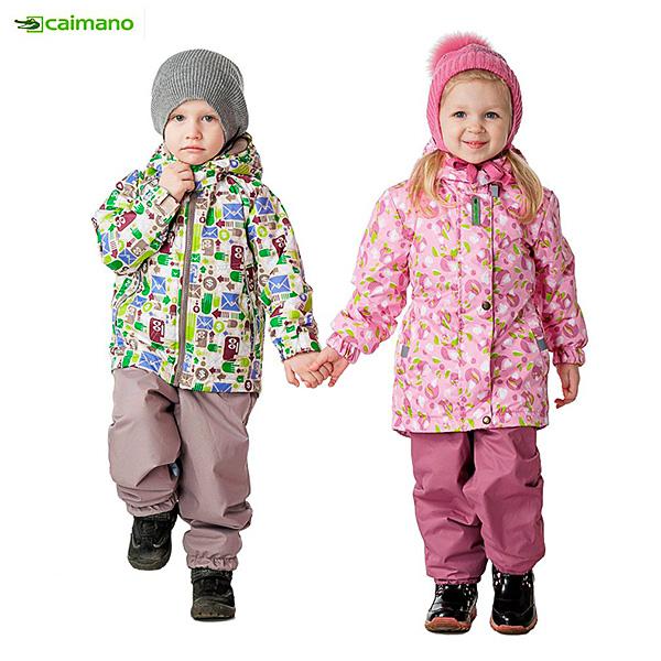 Сбор заказов. Caimano! Детская верхняя одежда по скандинавским технологиям от производителя! Костюмы