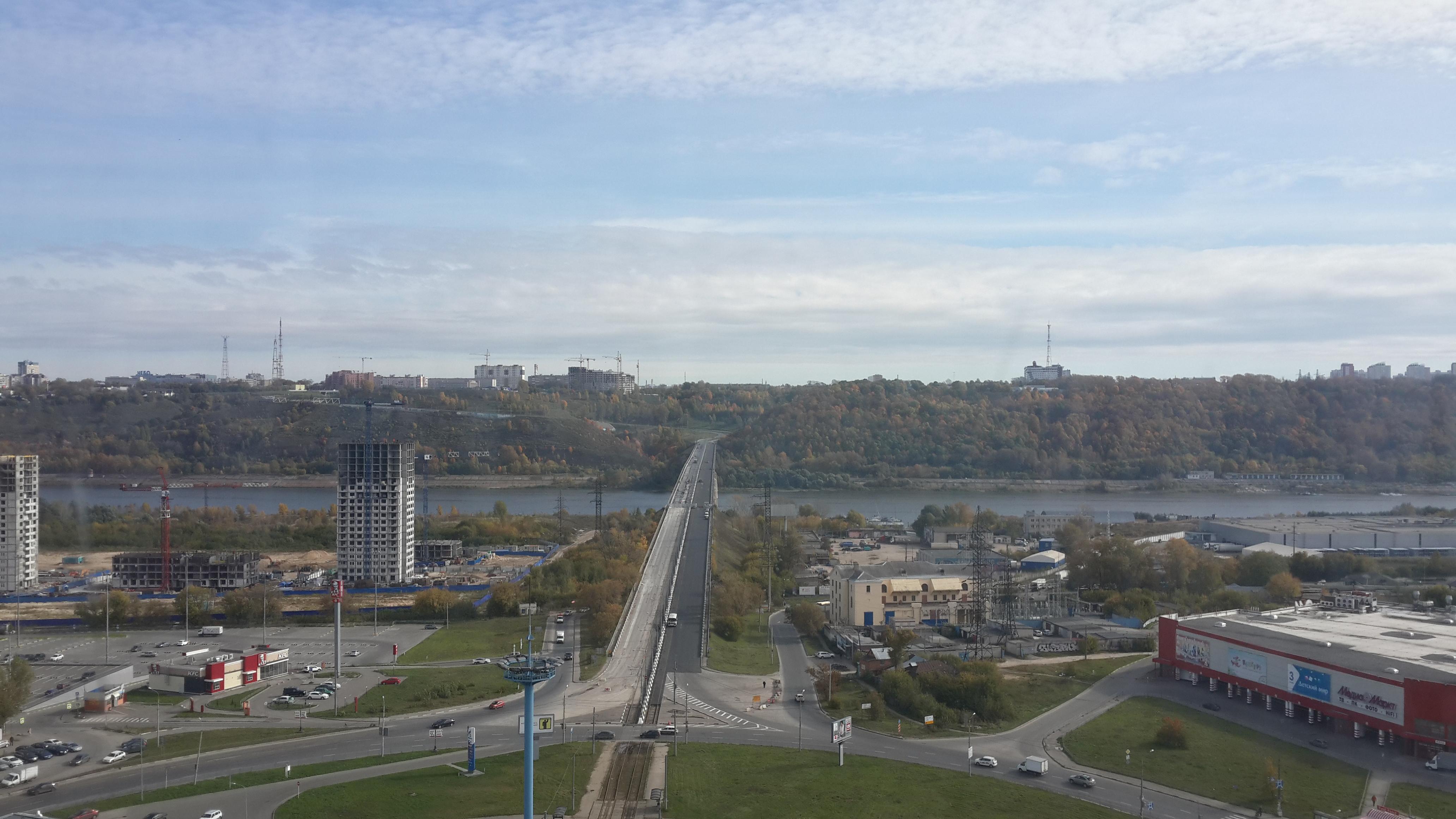 Ремонт Молитовского моста (30.09.2016)