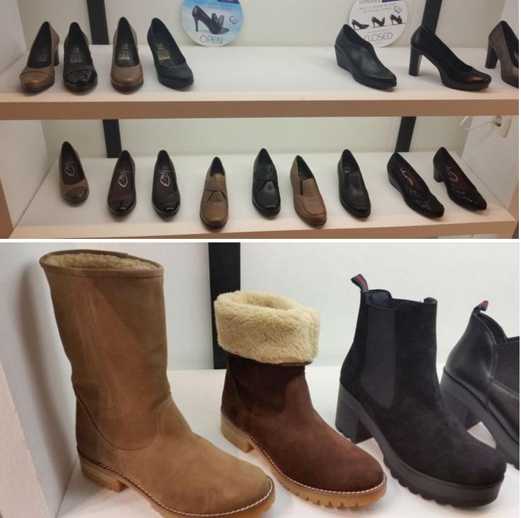 Сбор заказов. Демисезонная обувь от фабрик Испании. Туфли, ботильоны, сапоги. Без рядов, выкуп -18