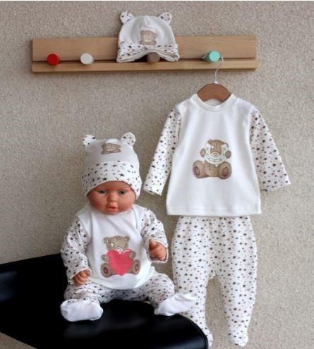 Детская одежда Baroshakids - стиль и качество для Вашего маленького счастья! В ассортименте одежда на каждый день и праздничные наборы для детей от 0 до 3 лет. Орг.сбор 12%