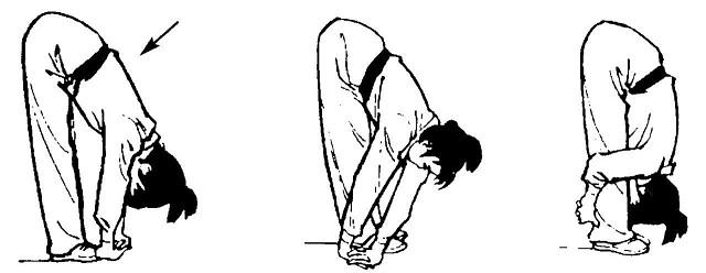 🙆Комплекс упражнений для тренировки сосудов: