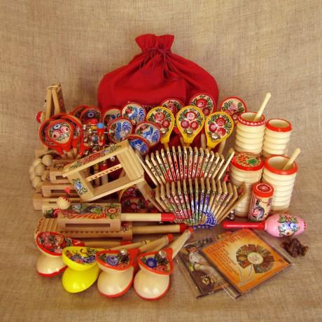 Сбор заказов. Музыкальные шумовые, ударные и духовые русские народные инструменты ручной работы.