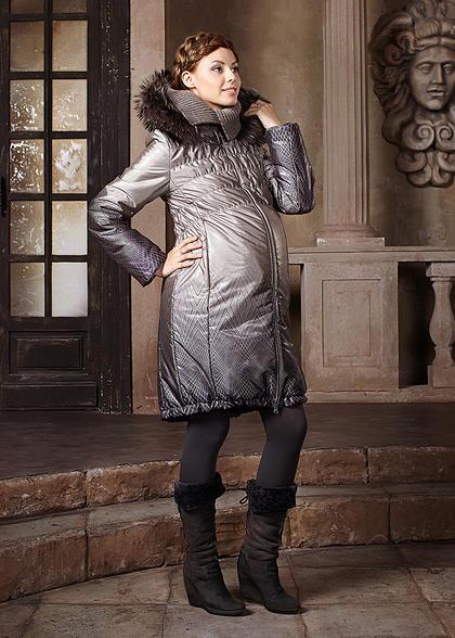 Восхитительные принты и дизайн. Модная и технологичная верхняя одежда для беременных, от которой невозможно отказаться и после. Снижение цены по сравнению с прошлым годом на 20%. Выкуп 4