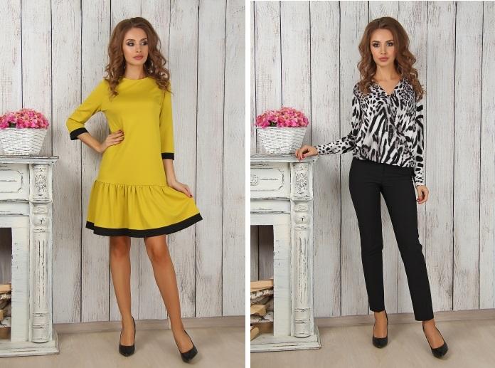 F-Factory, платья для кокетливых модниц от 600 руб. Стильные, качественные, наши!