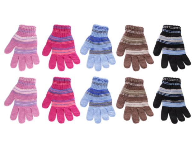 Варежки и перчатки из шерсти мериноса. Детский ассортимент