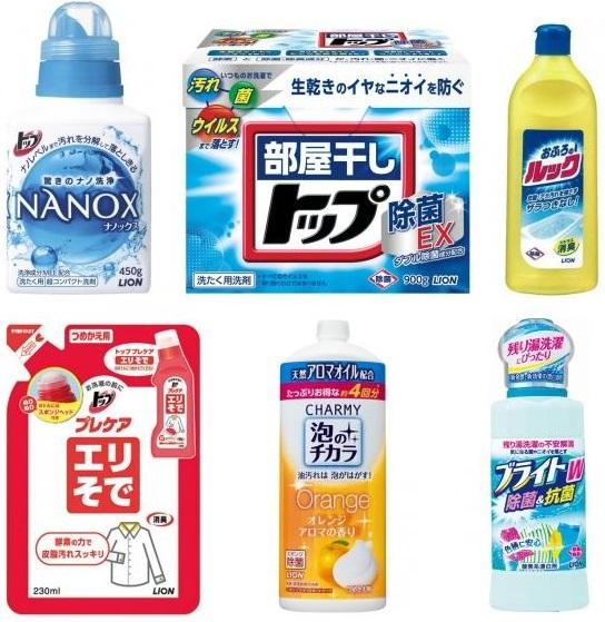 Сбор заказов. Liоn. Аttасk. Октябрь. Знаменитое японское качество бытовой химии! Стоп 12 октября. Постоплата под 6%!