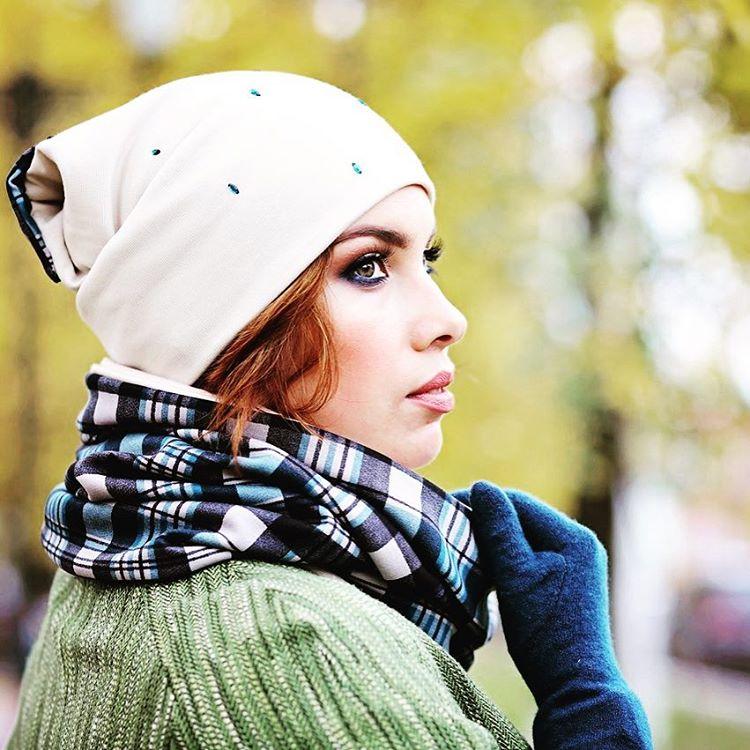 Новая коллекция снудов и шапочек от Алины Складчиковой! Принимаем заказы 1 день!