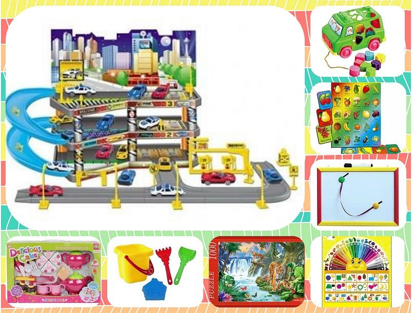 Сбор заказов. Развивалки и игрушки для детей- свободное время для родителей!-3
