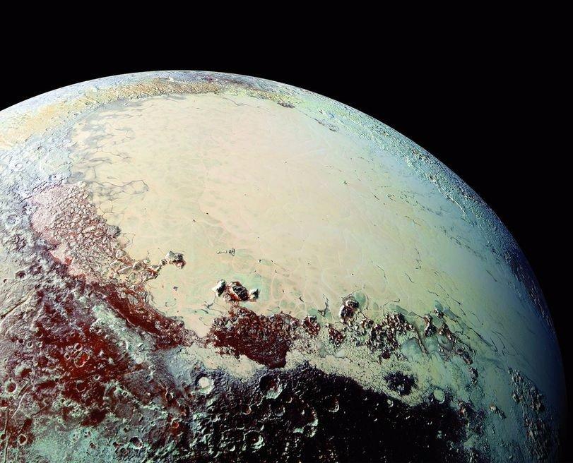 9 лет 5 месяцев 25 дней для полета и фото Плутона