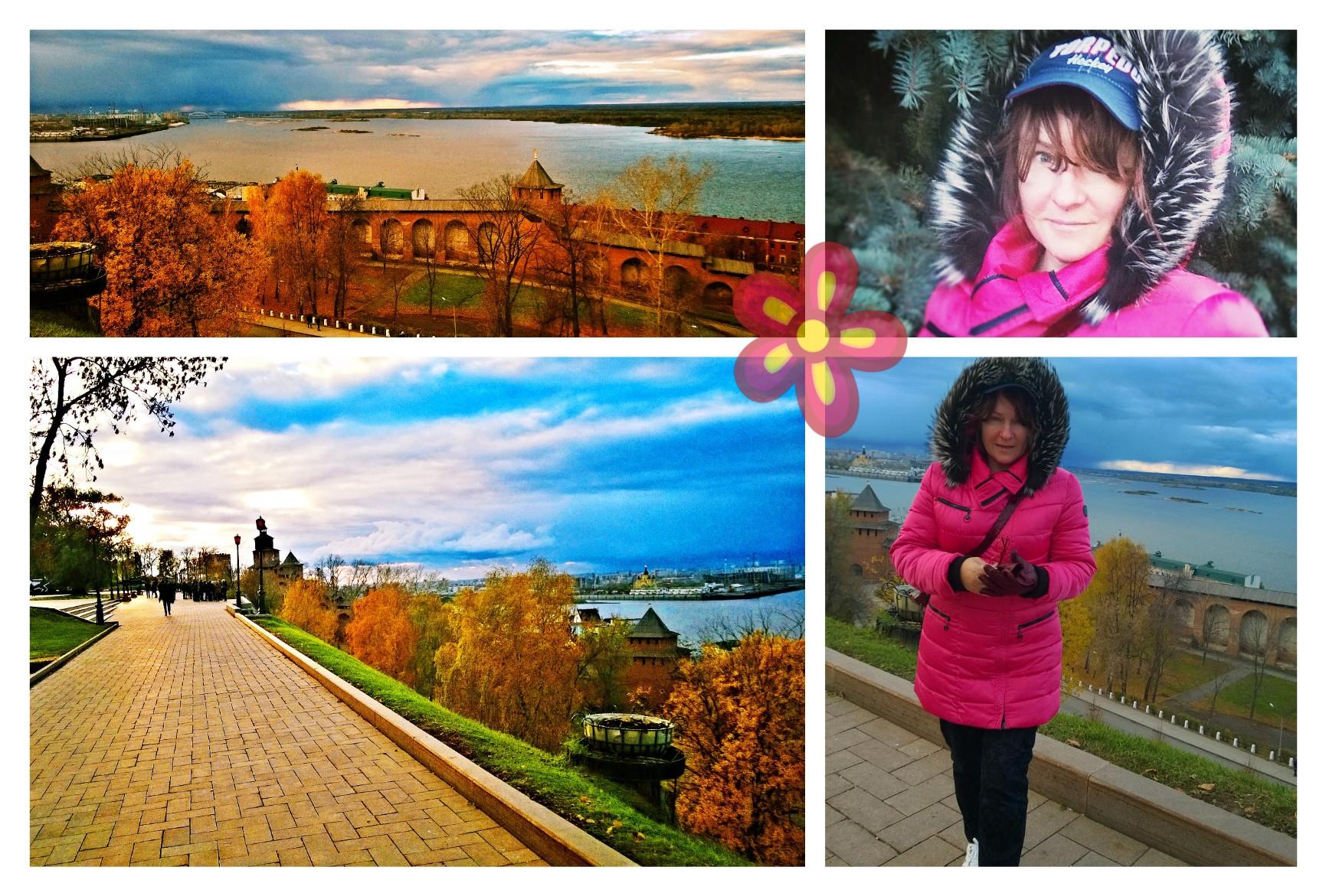 Какая же красивая у нас с вами осень...