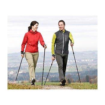 Телескопические палки для Скандинавской ходьбы .Для тех, кто заботиться о здоровье и любителей туризма 7