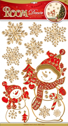 Сбор заказов. Интерьерные наклейки от Room Decor. Новогодние, крючки. А также декоративные панели, мозаика, доски для