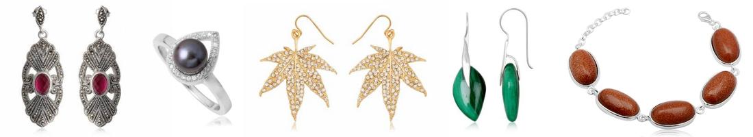 Сбор заказов. Огромный выбор бижутерии и изделий из серебра по привлекательным ценам на сайте tanai.com
