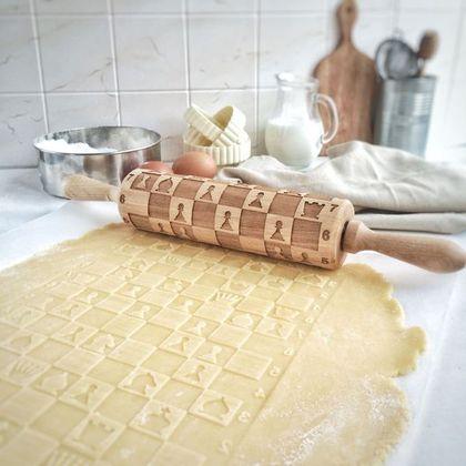 Сбор заказов.Ваши дети любят пироги и печеньки? Сделайте свои шедевры неповторимыми. Узорные скалочки. Впервые на СП.