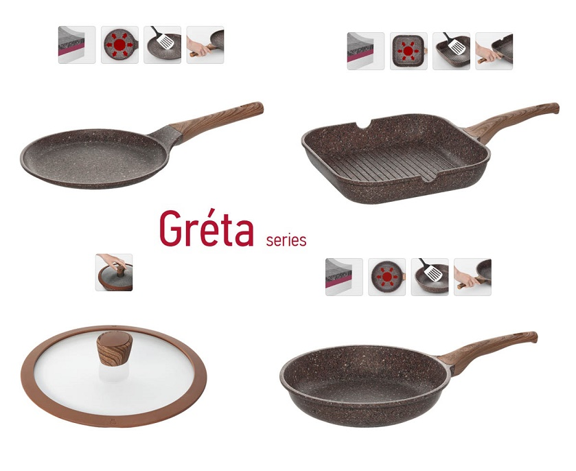 Новинка от марки Nadoba - серия Greta