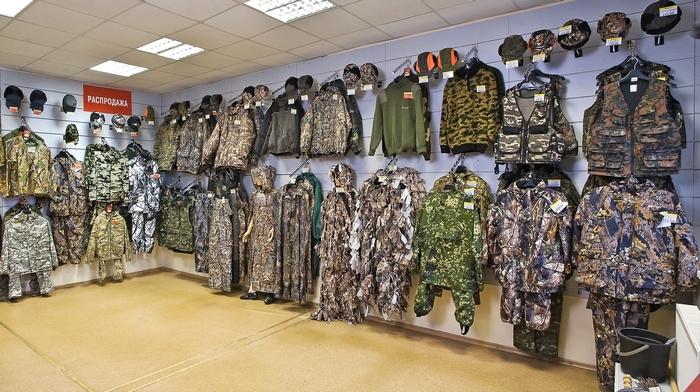 Stalker - камуфляж и одежда милитари. Огромный выбор спецодежды для мужчин, женщин и детей, обуви и сопутствующих