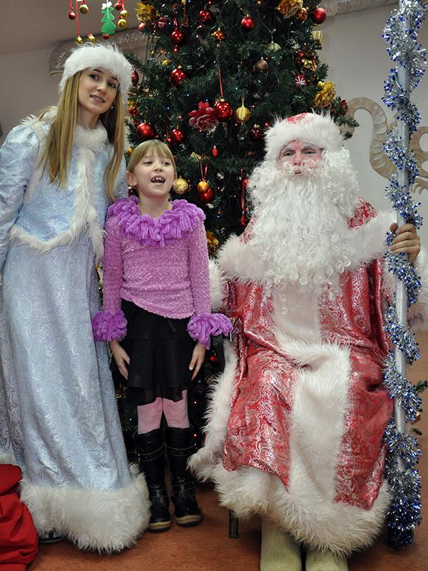 Деде Мороз и Снегурочка в Нижнем Новгороде на дом