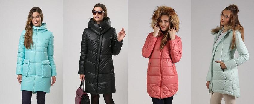ТwinТiр - 49. Стильные модели осенней и зимней коллекций верхней женской одежды белорусского производителя.