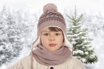 Сбор заказов. Ander - детские вязаные шапки из Польши