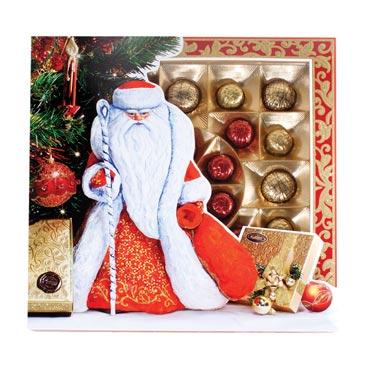 Приглашаю всех друзей!!!! Сбор заказов. Вкуснейшие конфеты от шоколадного кутюрье: новогодние весовые, в красочных новогодних коробках, новогодние шоколадные фигурки. Отличный подарок к Новому году. Новинки! Спешим. Предложение ограничено. Выкуп-5.