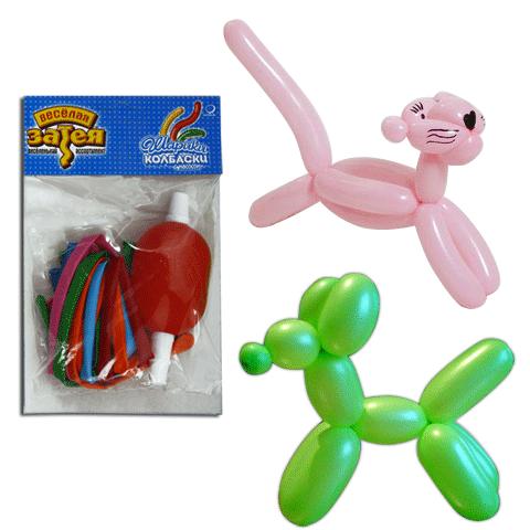 Сбор заказов. Воздушные шарики, мыльные пузыри, хлопушки, игрушки и посуда для праздничного стола