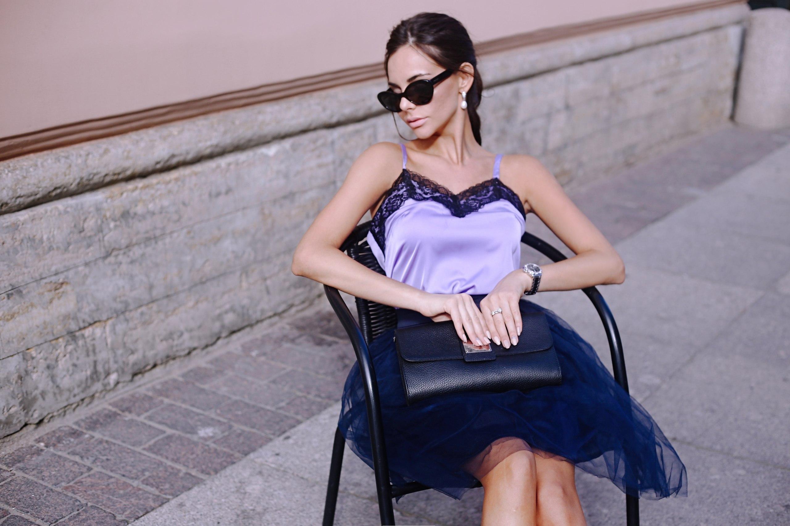 Рекомендую. Эксклюзивная женская одежда Princesse de Monaco. Без рядов.