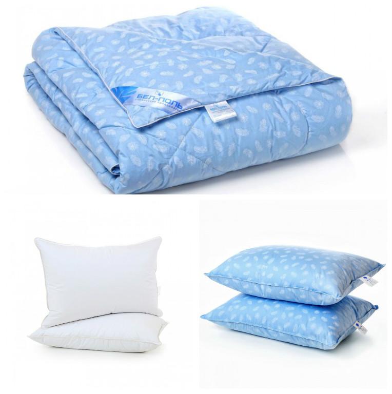 Сбор заказов. Одеяла и подушки от производителя Бел-Поль . Пух, бамбук, шерсть и водоросли. От эконом до премиум класса. Сделаем ваш сон сладким! Выкуп -3.