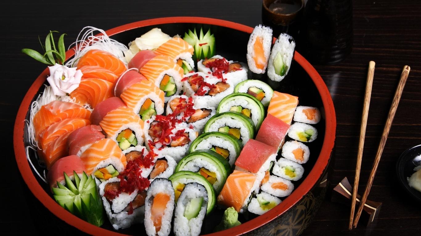 Сбор заказов. Все для суши и еще масса вкусных и полезных продуктов. Сниженный оргсбор.