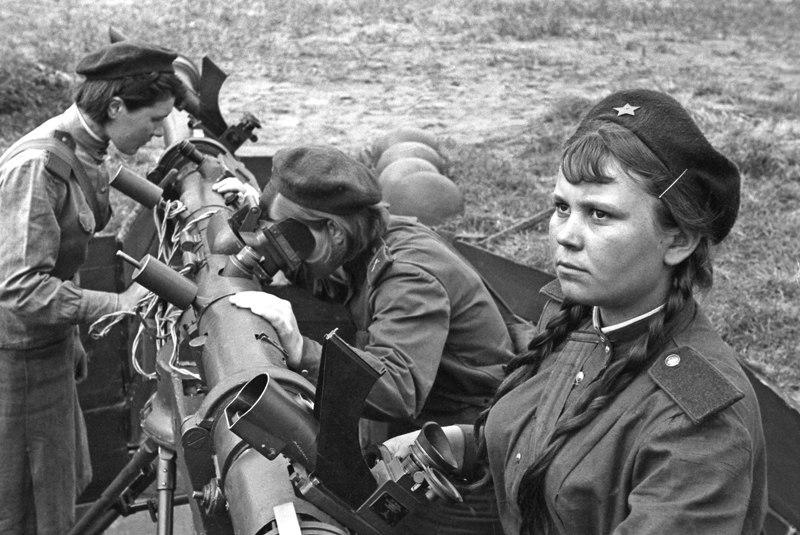 Правда про женщин на войне, о которой не принято говорить