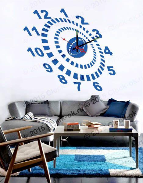 Сбор заказов. Настенные часы, огромные и не очень. настенные стикеры-окна.