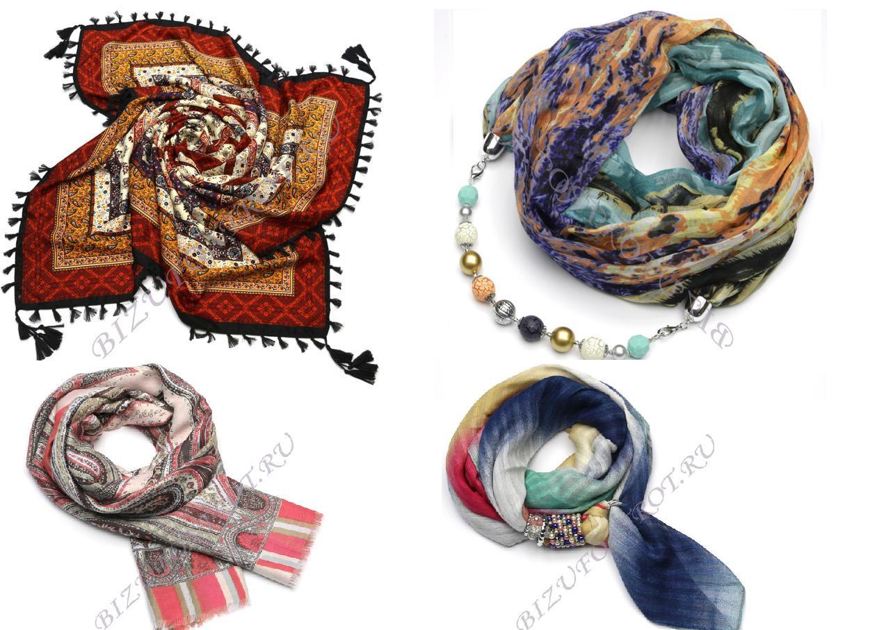 Сбор заказов.Изысканные шарфы, косынки, платки с украшениями из Чехии, а также бижутерия из чешского бисера и стекла -будьте неотразимы-16!Сногсшибательная осенняя коллекция! Ловите взгляды окружающих на себе!