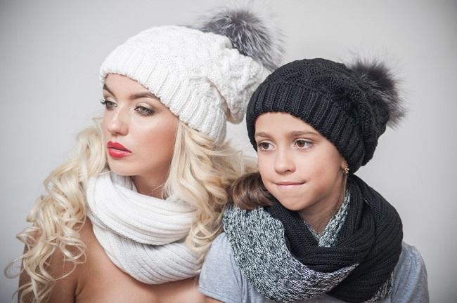 Дакота-16. Супермодные головные уборы для всей семьи! Шапки, колпаки, береты, шапочки со стразами, с помпонами, снуды, палантины. Стильно&Тепло!