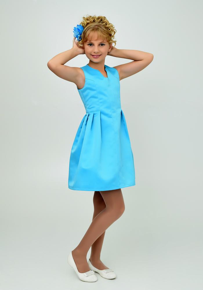 Детские платья Ladetto как у мамы. Парящие оттенки и тоны взрослой моды