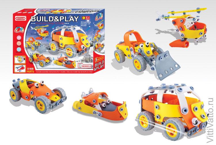 Сбор заказов. Новинки в мире детских игрушек. Эксклюзивные корейские магнитные, гибкие и 3D конструкторы. Начинаем готовиться к Новому Году.